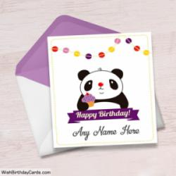 Make Custom Birthday Cards For Your Kids