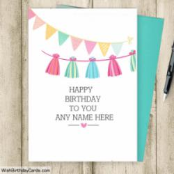 Top Free Birthday Cards For Friends With Name