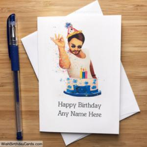 Funny Birthday Greetings Cards With Name