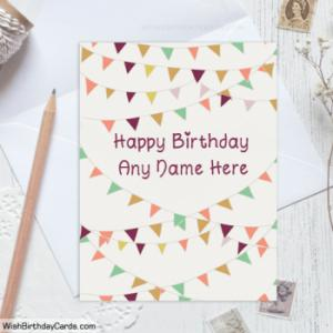 Personalized Birthday Cards Make Free Ecards Online